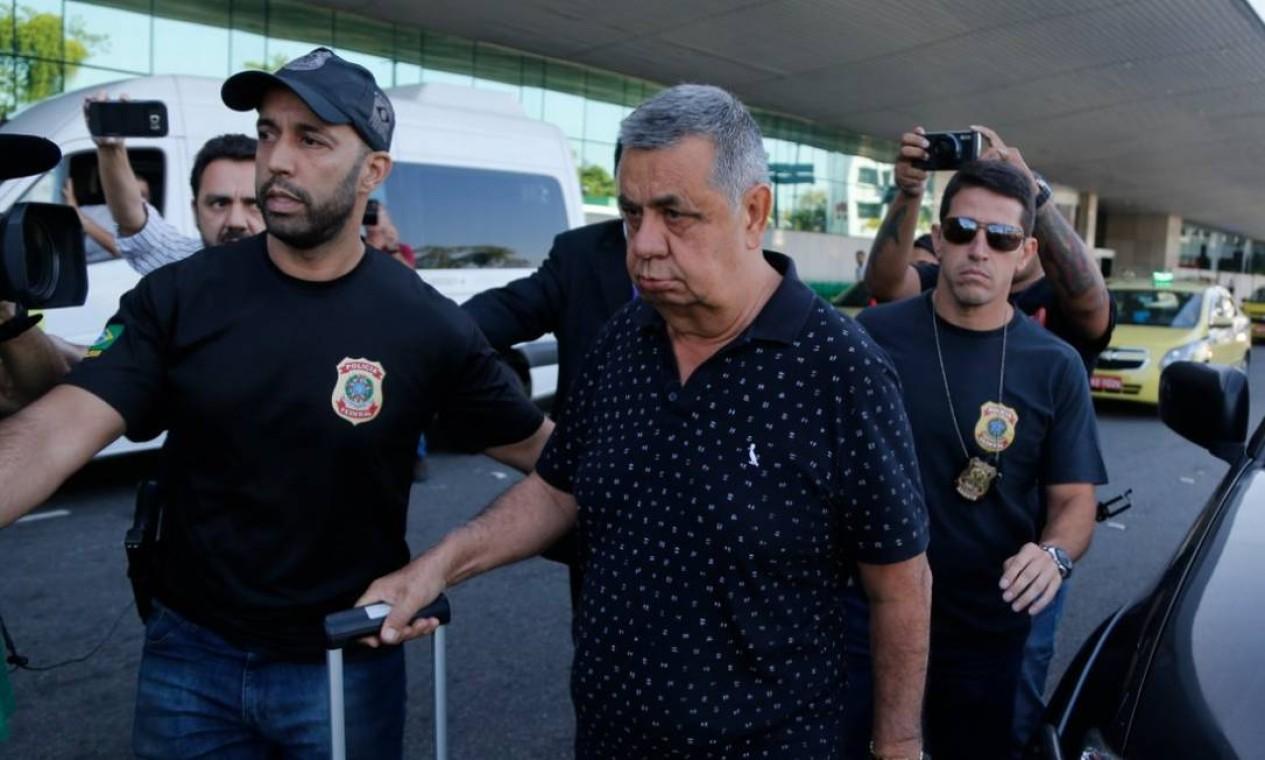 """Delatores afirmaram que Picciani comanda """"balcão de negócios"""" na Alerj Foto: Antônio Scorza/Agência O Globo"""
