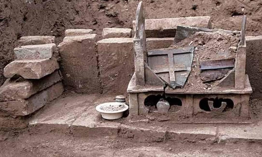 Antropólogos encontram restos cremados que seriam de Buda