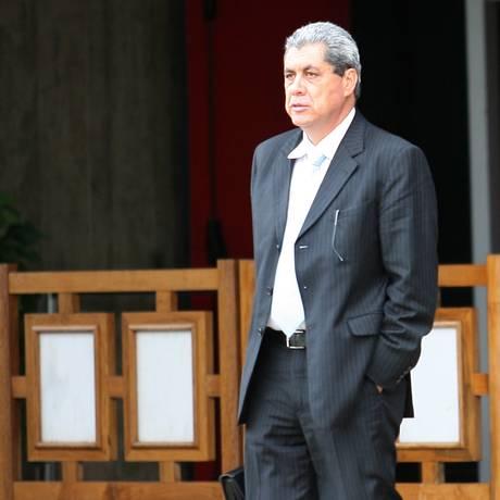 O ex-governador do Mato Grosso do Sul André Puccinelli Foto: Gustavo Miranda/Agência O Globo 23/09/2009