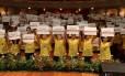 Estudantes protestam durante premiação Foto: Divulgação Impa