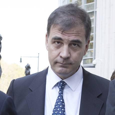 Delator. O argentino Alejandro Burzaco, em foto de 2015: ex-executivo não detalhou se a TV Globo estava ciente de que parte do que pagava servia de propina Foto: JOHN TAGGART / JOHN TAGGART/REUTERS/18-9-2015