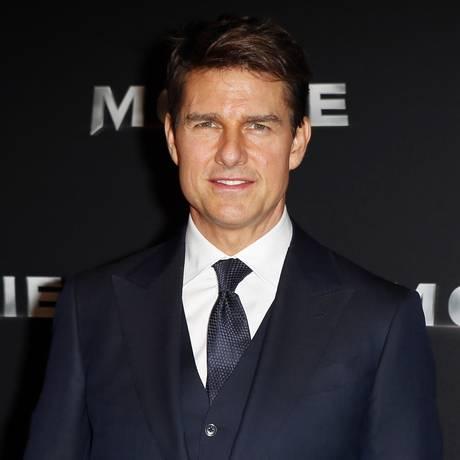 O ator Tom Cruise Foto: Francois Mori / AP