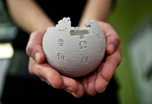 Desde a fundação a Wikipédia teve que lidar com a correção das informações Foto: Lane Hartwell / WIKIMEDIA COMMONS