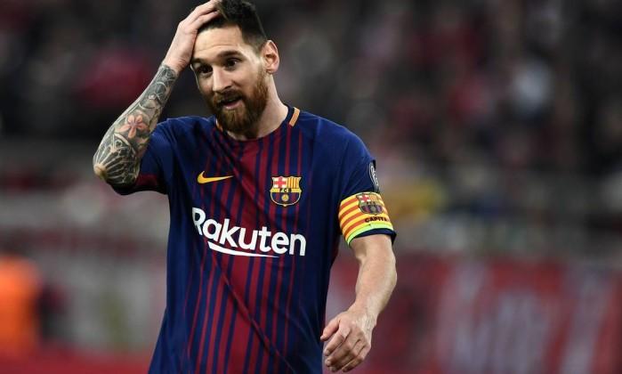 Veja quanto o craque ganha no Barcelona — Salário de Messi
