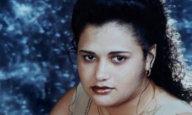 Ivanice Carvalho da Costa foi morta por engano Foto: Álbum de família