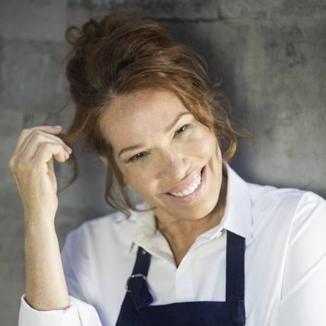 A chef colombiana Leonor Espinosa Foto: Divulgação