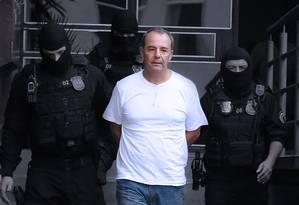 O ex-governador Sérgio Cabral Foto: Geraldo Bubniak