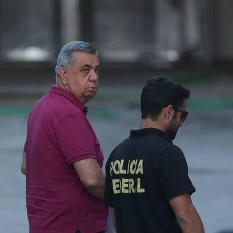 O deputado Jorge Picciani (PMDB) Foto: Marcio Alves / Agência O Globo / 16-11-17