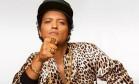 Cantor Bruno Mars Foto: Divulgação