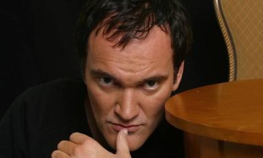 O diretor Quentin Tarantino Foto: Stefano Paltera / AP