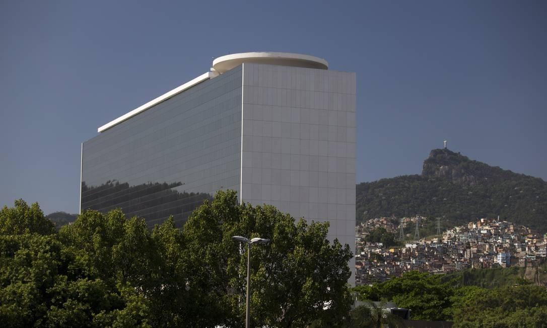 O edifício foi tirado do papel pelo escritório do arquiteto Ruy Rezende Foto: Márcia Foletto / Agência O Globo