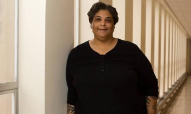 Roxane Gay: depois de 'Má feminista', escritora aborda gordofobia em livro Foto: Jay Grabiec / Divulgação
