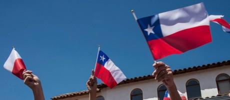 Chile vai às urnas para escolher novo presidente neste domingo Foto: MARTIN BERNETTI / AFP