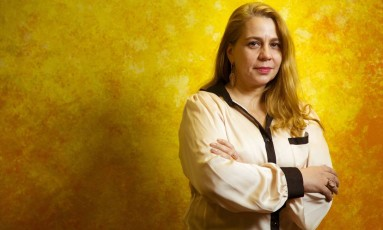 """""""A semiótica desvenda a produção de sentido"""", diz a especialista Clotilde Perez Foto: Leo Martins / Agência O Globo"""
