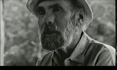 Franks Krajcberg em 'Socorro nobre' Foto: Reprodução