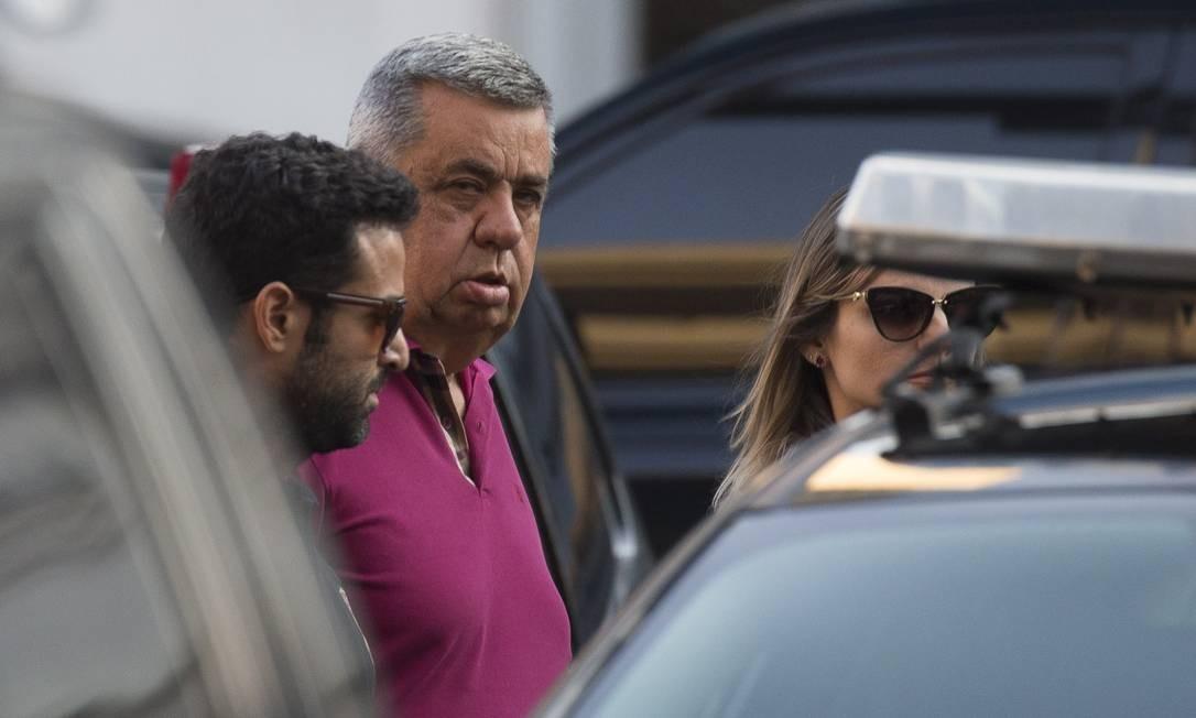 O presidente da Alerj, Jorge Picciani (PMDB) Foto: Alexandre Cassiano / Agência O Globo