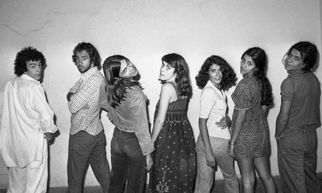O grupo teatral Asdrubal Trouxe o Trombone Foto: Arquivo