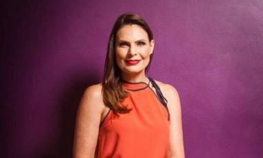 Laura Muller, sexóloga do programa 'Altas horas' Foto: Patricia Stavis / Rede Globo/Divulgação