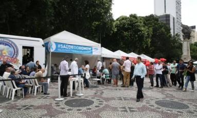 Ação do SES em parceria com o Detran em 2016 Foto: Divulgação