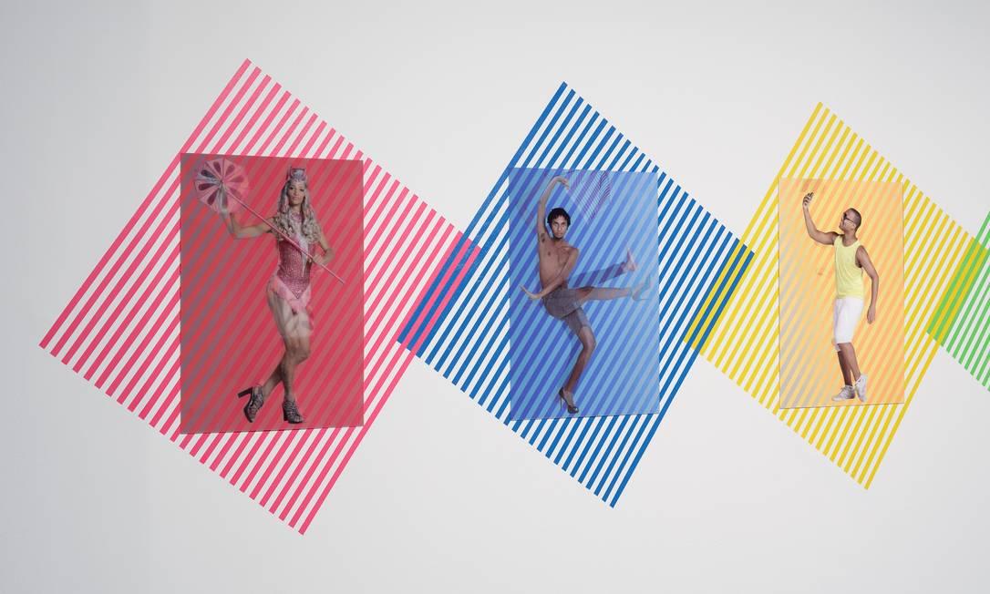 """""""A corte"""". Obra da artista brasiliense está exposta no MAM até dia 26/11 Foto: / Divulgação"""