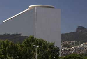 O prédio do Sambódromo é projeto do arquiteto Oscar Niemeyer Foto: Agência O Globo/Márcia Foletto