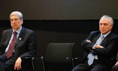 Antônio Imbassahy deve assumir a Secretaria de Direitos Humanos Foto: Walterson Rosa/Framephoto /Agência O Globo / Agência O Globo 16-11-2017