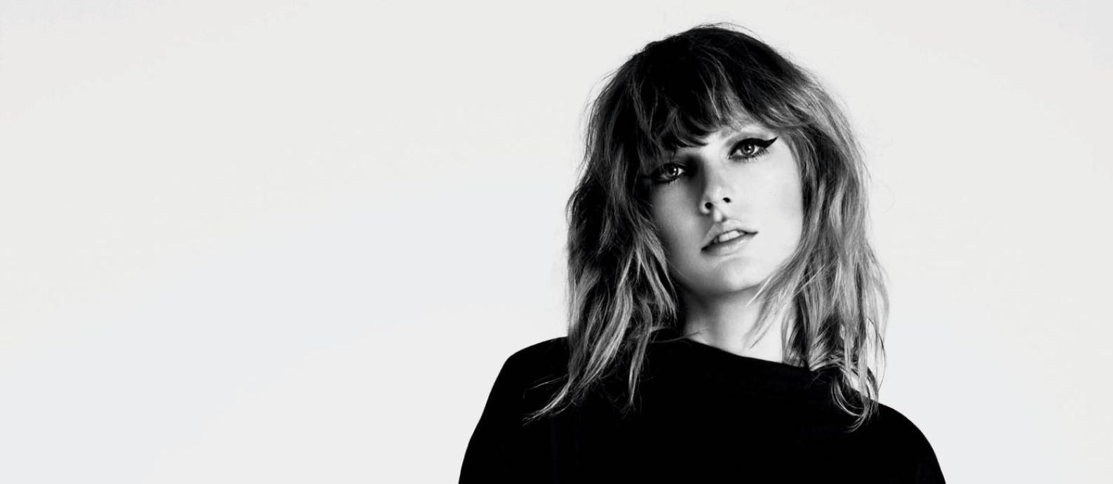 Taylor Swift lança 'Reputation', seu sexto álbum Foto: Divulgação