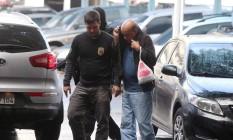 Rogério Onofre está na cadeia desde julho Foto: Fabiano Rocha / Agência O Globo 03-07-2017