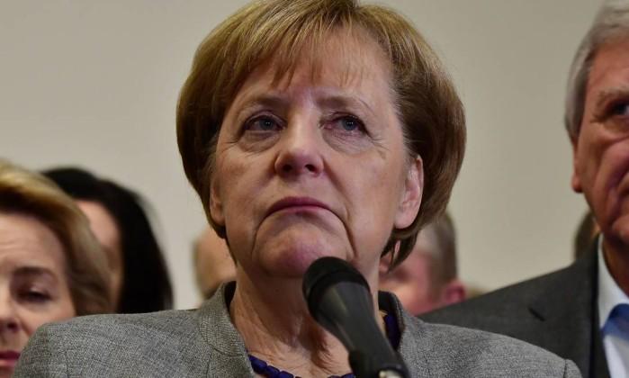 Fracassa tentativa de Merkel de fechar aliança — Ao vivo