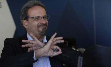 Marcelo Guimarães é candidato a presidente do Botafogo Foto: Gustavo Miranda / Agência O Globo