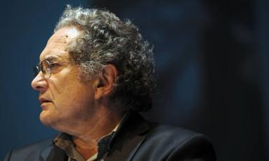 Ricardo Piglia, morto em janeiro, tem sua obra póstuma lançada Foto: LEO RAMIREZ / AFP