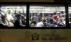 Paralisação de motoristas e cobradores de ônibus está marcada para esta terça-feira (20) Foto: Marcelo Theobald / O Globo