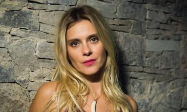 """Carolina Dieckmannna coletiva de """"Treze dias longe do sol"""" Foto: Agência O Globo / Raquel Cunha"""