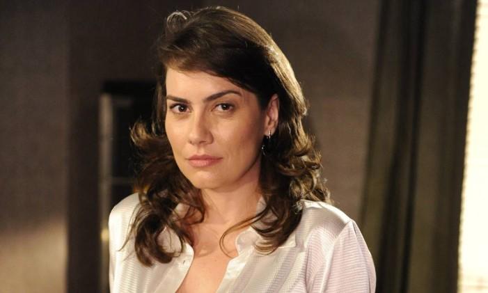 Adriana Prado Foto: Renato Rocha Miranda / TV GLOBO
