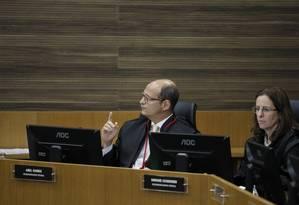 O relator da ação sobre a Operação Cadeia Velha no TRF-2, desembargador Abel Gomes, votou para que
