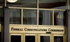 Prédio da Comissão Federal de Comunicações (FCC, na sigla em inglês) em Washington. Foto: Andrew Harnik/AP