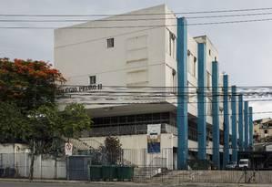 Colégio Pedro II em São Cristovão Foto: Leo Martins / Agência O Globo