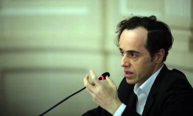 Gaudêncio Fidélis: curador depõe na CPI, mas sem condução coercitiva Foto: Tadeu Vilani / Agência O Globo