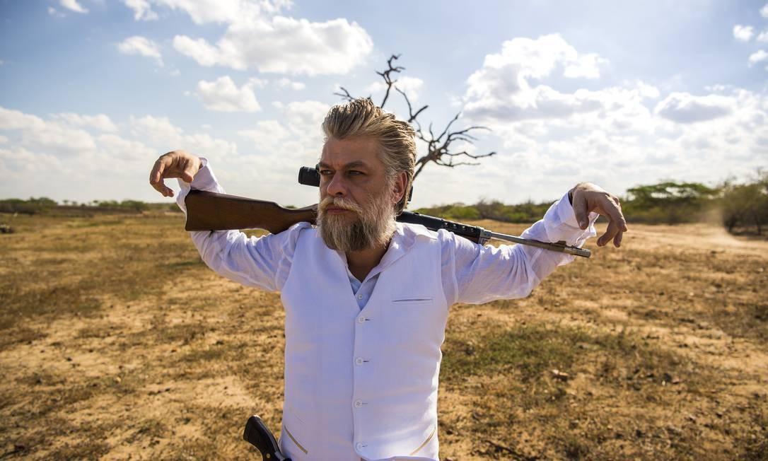 Fábio Assunção interpreta o juiz Ramiro, um homem perigoso Divulgação/TV Globo/Estevam Avellar