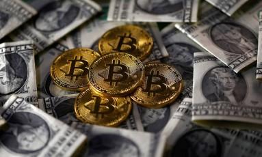 Bitcoin Foto: Dado Ruvic / Reuters