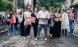 Expositores do 4º Curto Circuito na Carandaí exibem produtos que estarão disponíveis no evento Foto: Divulgação/Capim Filmes