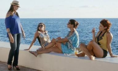 """Cena de """"Yalla Yabelkon"""", que em português recebeu o título """"Solteira, casada, divorciada"""" Foto: Divulgação"""