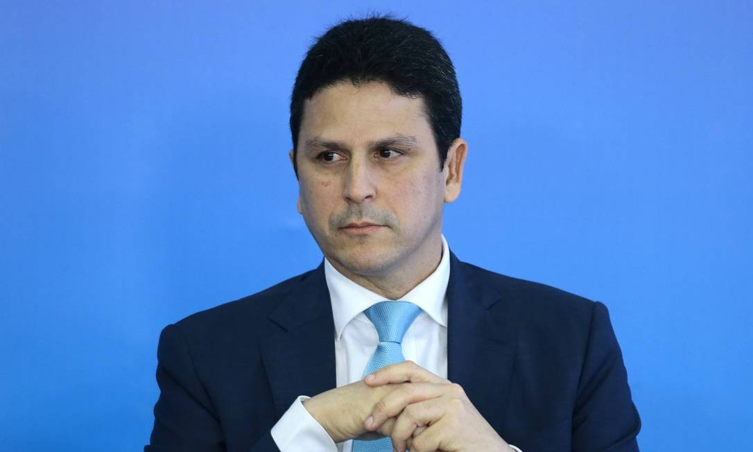 Bruno Araújo, presidente do PSDB Foto: Jorge William/Agência O Globo/13-11-2017