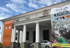 Universidade Federal da Bahia, em Salvador Foto: Reprodução/Facebook