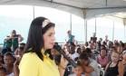 A ex-governadora Rosinha Garotinho Foto: Divulgação