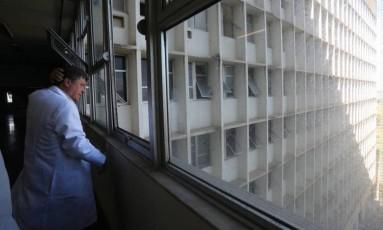 Eduardo Cortês foi exonerado no início do mês Foto: Custódio Coimbra/Agência O Globo