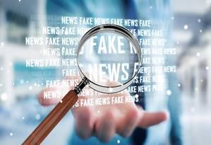 Compartilhar manchetes sem ler a matéria ajuda na propagação de informações incorretas Foto: Fotolia