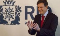 Marcello Crivella, novo prefeito do Rio de Janeiro Foto: Divulgação