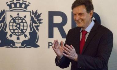 Marcello Crivella, prefeito do Rio de Janeiro Foto: Divulgação