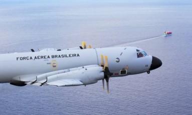 P-3AM Orion da Força Aérea brasileira Foto: Reprodução / fab.mil.br